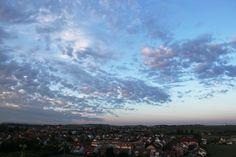 2013-06-24: evening sky
