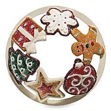 Christmas cookies lid