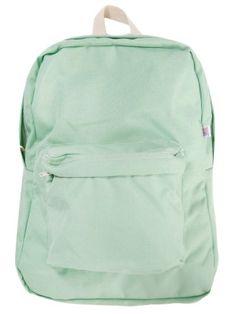 adorable backpack @ american apparel