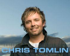 one of my favorite christian singer, Chris Tomlin!!!