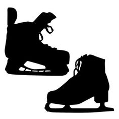 Hockey Stick Silhouette Clip Art Download Free Versions