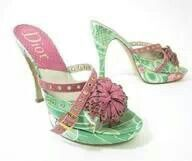 AKA Shoe swag