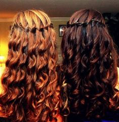 goal: some day my hair will be long enough to do this