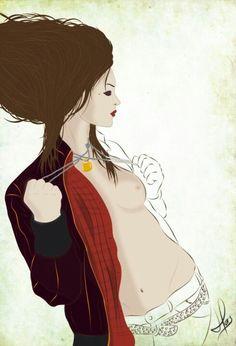 Ilustración Digital.