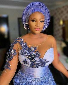 Nigerian Lace Dress, Nigerian Lace Styles, Aso Ebi Lace Styles, African Lace Styles, Lace Dress Styles, Kente Dress, Latest African Fashion Dresses, African Dresses For Women, African Print Fashion