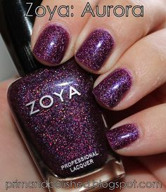I don't normally like purple but this is beautiful