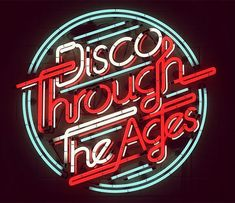 Disco Through the Ages by Thomas Henry Burden