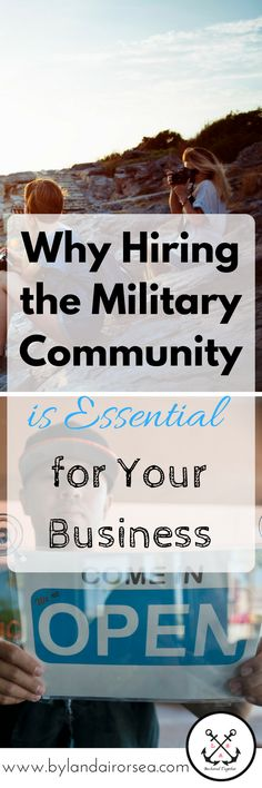 Do you know why the military is essential for your business?   military, community, business, blogging, small business, entrepreneur