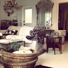 And the interior - Manyara Home at Mosman. Elegant, beautiful, calming