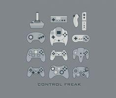 Controles diferentes