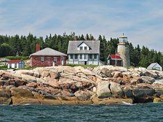 Whitehead Island Lighthouse, NS