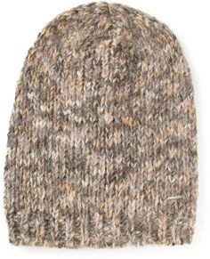 Diesel slouchy beanie on shopstyle.com