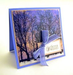 Cover-a-Card Tree Line