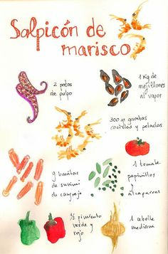 Gastro Andalusi: Salpicón de marisco