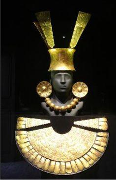 From Museo Larco. Lima. Peru