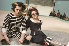 Mr. Todd and Mrs. Lovett