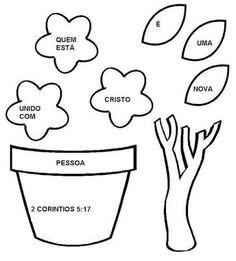 Resultado de imagen para atividades bíblicas para culto infantil