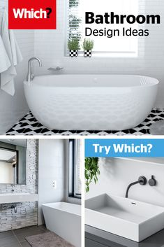 Follow our simple bathroom design ideas to transform your existing bathroom or create a new bathroom that's stylish and practical. Bathroom Design Inspiration, Bathroom Interior Design, Interior Design Living Room, Bathroom Layout, Design Ideas, Bathroom Flooring, Bathroom Furniture, Bathroom Designs Images, Bathroom Renovations