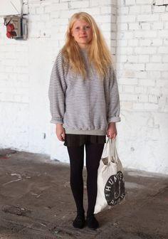 Roosa - Hel Looks - Street Style from Helsinki