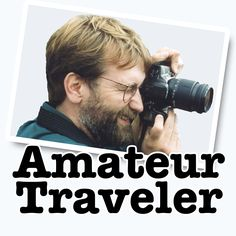 The Amateur Traveler is an online travel show that focuses primarily on travel destinations and the best places to travel to.  It covers everything from knowing what to put on your Chicago dog when you go to the Windy City to swimming with whales in Tonga. It includes a weekly audio podcast, a video podcast and a blog.