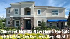 Clermont Florida New Home For Sale | Bimini Model by Taylor Morrison |  ...