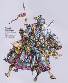 Kazan Heavy Cavalry