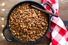 Aaron Franklin's pinto beans - just have to find some brisket worthy of the recipe!
