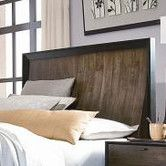 Found it at AllModern - Kateri Wood Headboard