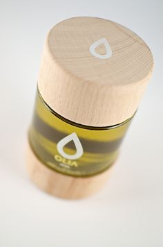 "A day in the land of nobody - ""OLIA"" Olive Oil packaging by Nikos Koutsmanis /..."