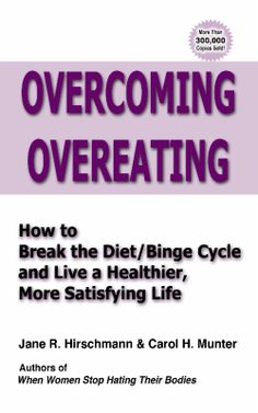 OVERCOMING OVEREATING - If you've had it with dieting this book will teach you how to break the diet/binge cycle and eat your way out of your eating problem.  Learn how to cure compulsive eating by feeding yourself on demand.  Imagine being able to think about your problems rather than eat about them!  Imagine turning to yourself instead of to food!  www.overcomingovereating.com.