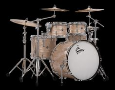 Brooklyn Series Drums & Drum Sets (Gretsch Drums) Sizes, Colors, Features and Ph… Gretsch Drums, Cool Wraps, Snare Drum, Drum Kits, Percussion, Brooklyn, Colors, Photos, Corner