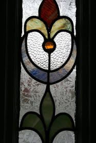Stained glass is a beautiful thing and I am lucky enough to have a front door that'ssurroundedby it! Unfortunatelythat front door is 151 ...