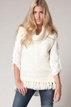 Agostina Bianchi tejidos moda invierno 2013
