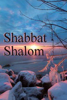 .Shabbat Shalom