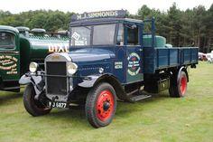 1935 Thornycroft Bulldog Vintage Trucks, Old Trucks, Pickup Trucks, International Harvester, Rigs, Tractors, Motors, Jeep, Antique Cars