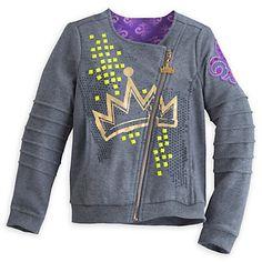 All Seasons Basic Jackets Outerwear (Sizes 4 & Up) for Girls Sweatshirts Disney, Disney Shirts, Disney Outfits, Disney Clothes, Les Descendants, Fashion Line, Fashion Beauty, Kids Outfits Girls, Girl Costumes