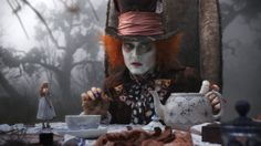 Johnny Depp & Mia Wasikowska sign on for 'Alice In Wonderland 2' - YES!!!!