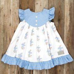 Children and Young Baby Girl Frocks, Frocks For Girls, Little Dresses, Little Girl Dresses, Girls Frock Design, Baby Dress Design, Toddler Dress, Toddler Outfits, Kids Outfits
