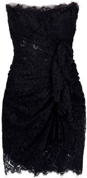 Dolce & Gabbana Lace Runched Bustier