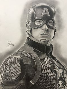 Avengers Characters, Avengers Art, Marvel Art, Marvel Heroes, Iron Man Drawing, Loki Drawing, Portrait Sketches, Art Drawings Sketches, Ironman Sketch
