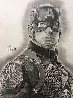 Avengers Drawings, Avengers Art, Marvel Art, Marvel Heroes, Avengers Characters, Portrait Sketches, Art Drawings Sketches, Pencil Portrait, Iron Man Drawing