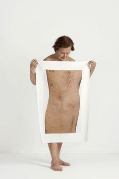 Stunning Portraits Exploring Body Perceptions By Meltem Isik