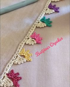 Top 35 Crochet Floral Beaded Needlework Models- # beaded the Crochet Lace Edging, Knit Crochet, Beaded Crochet, Beaded Flowers, Crochet Flowers, Maggam Work Designs, Paper Embroidery, Beaded Purses, Knitting Socks