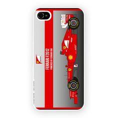 Ferrari F2012 iPhone 4/4s and iPhone 5 Case