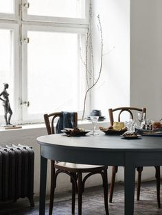 An Industrial Dining Room Style For The Stars!