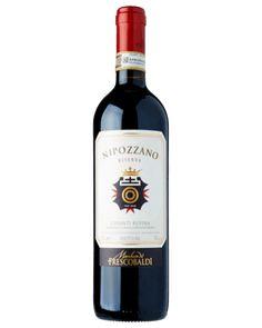 Frescobaldi Nipozzano Riserva Best Italian Wines, Wine Rack, Champagne, Drinks, Bottle, Travel, Drinking, Beverages, Viajes