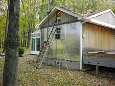 Build A Roof Over An Existing Mobile Home Roof Modular
