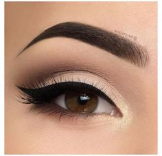 Makeup Eye Looks, Dramatic Eye Makeup, Simple Eye Makeup, Dramatic Eyes, Natural Eye Makeup, Brown Eyes Makeup, Makeup Looks For Prom, Simple Party Makeup, Natural Prom Makeup For Brown Eyes