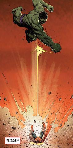 Hulk vs Hyperion