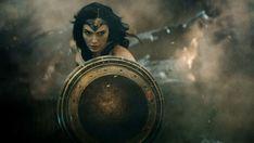 Zack Snyder talks Gal Gadot's fierceness as Wonder Woman in Batman ...